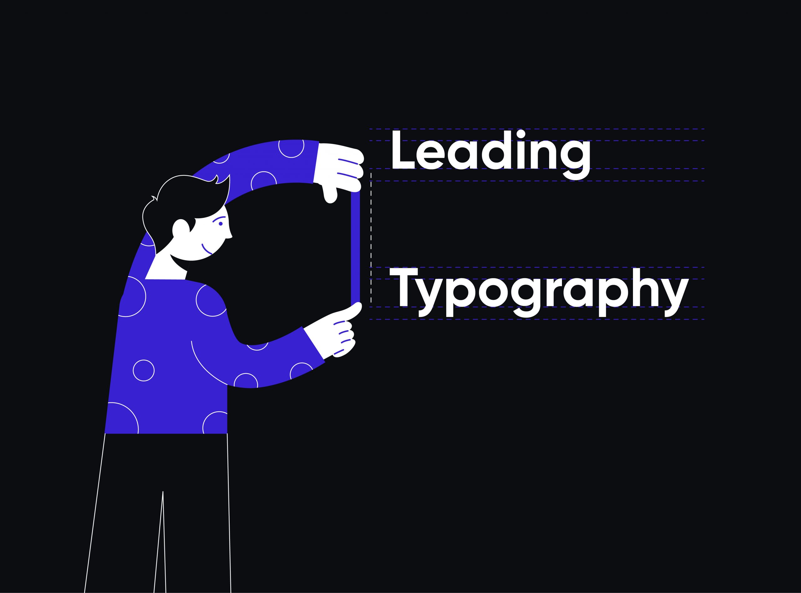 What is Leading in Typography?