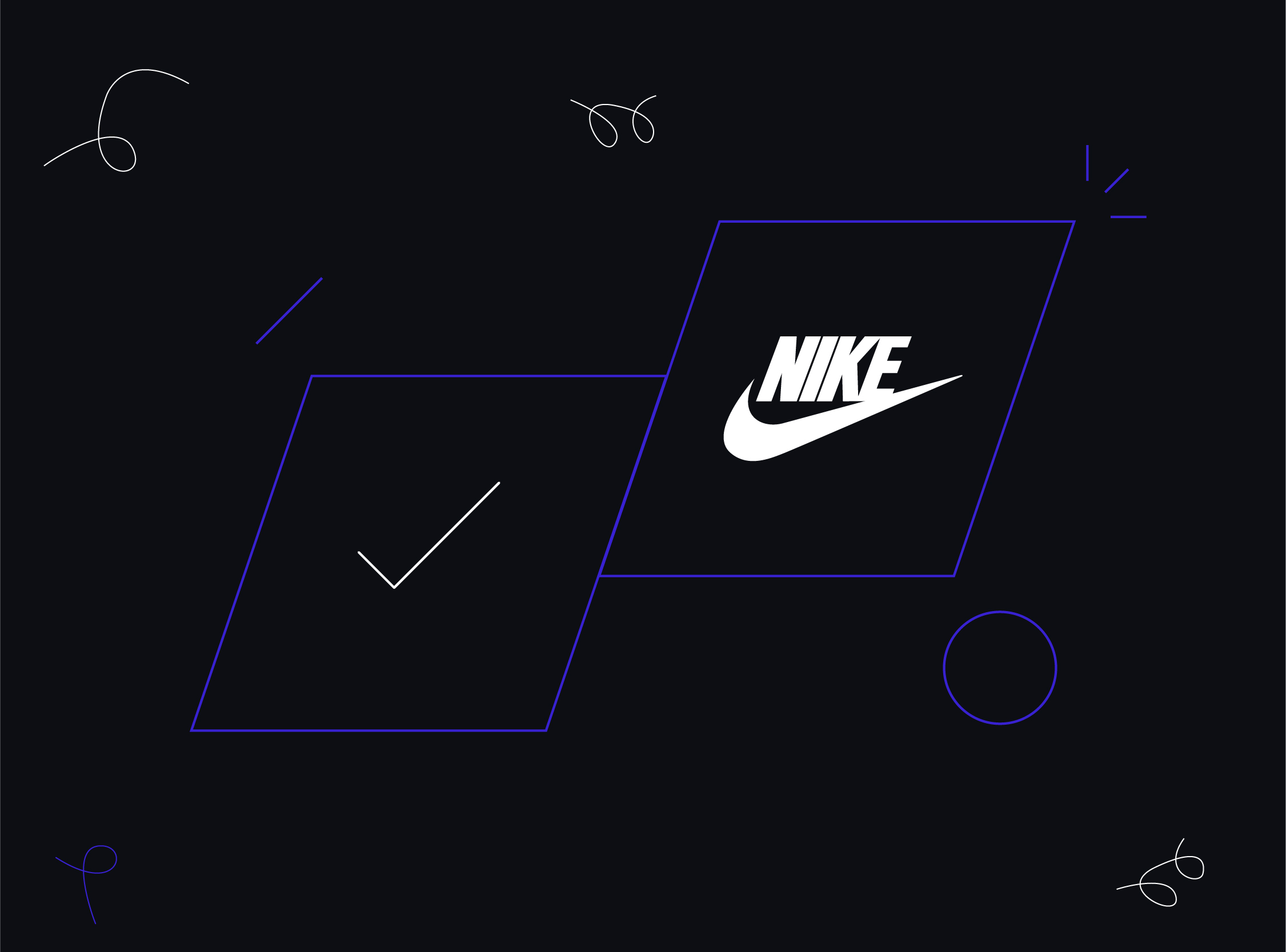 What is the difference between an icon and logo?