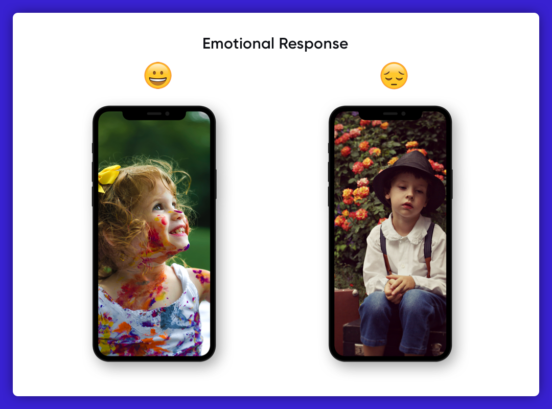 Imagery in UI Design-Emotional response
