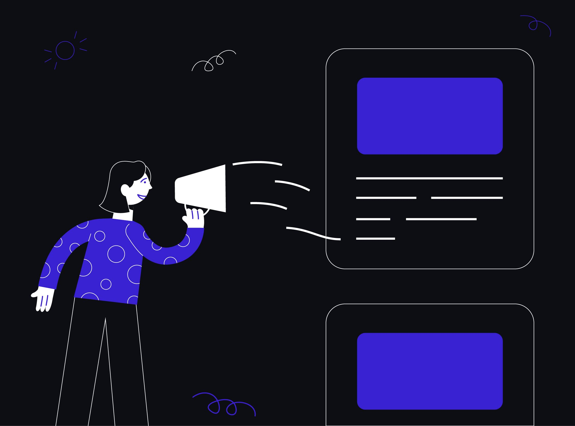UX Writing-Providing voice to your designs.