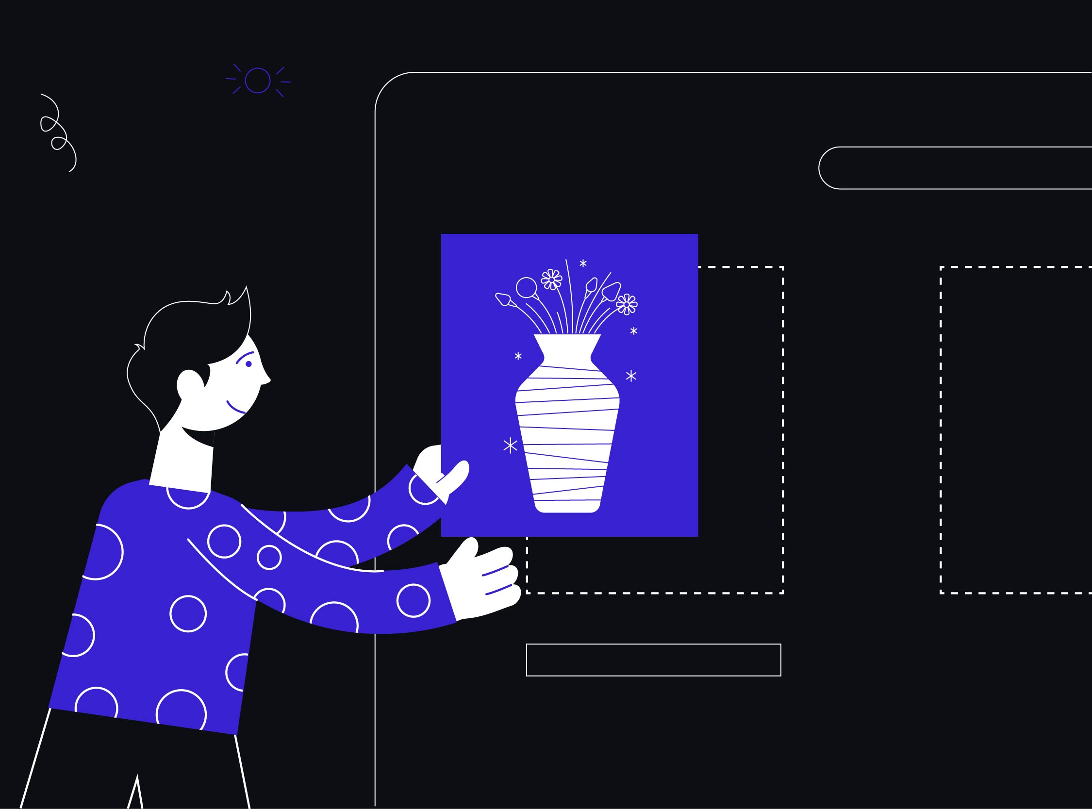 Utilizing Illustrations in UI Design