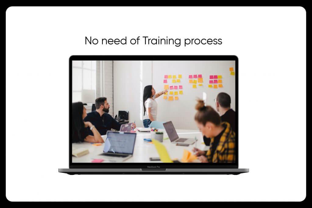 UX Design Agency- No training process