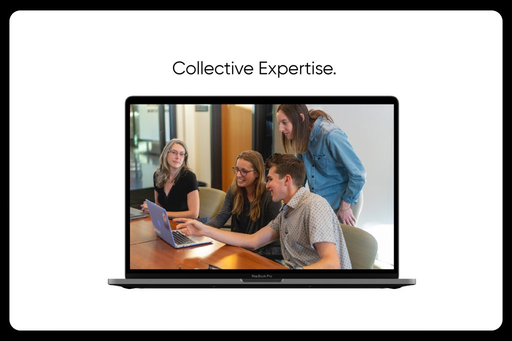 Collective expertise- UX Design agency