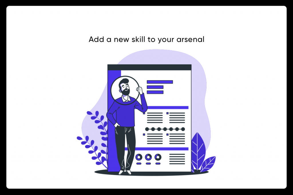 designer learn to write- Add a new skill